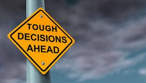 The Art of Decision: How to Meet the Right?