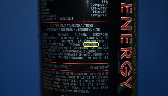 14 HARMFUL SUBSTANCES HIDING IN ENERGY DRINKS