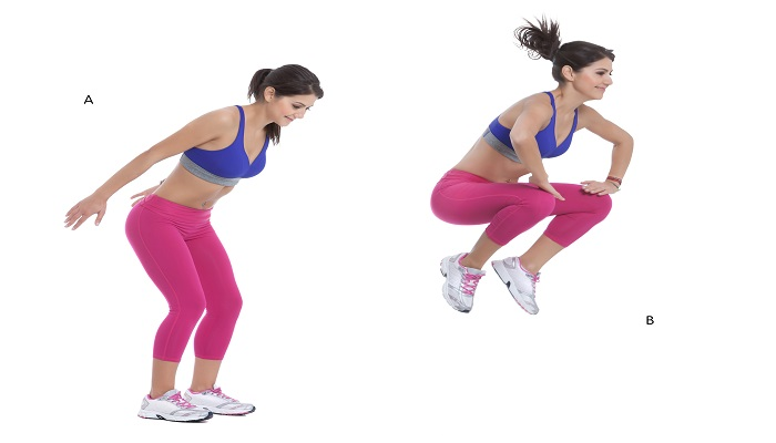 Five Easy exercises to do at home and have a sexy body
