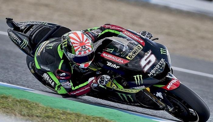 France moves the first card for MotoGP 2018: Johann Zarco renews with Monster Yamaha Tech3