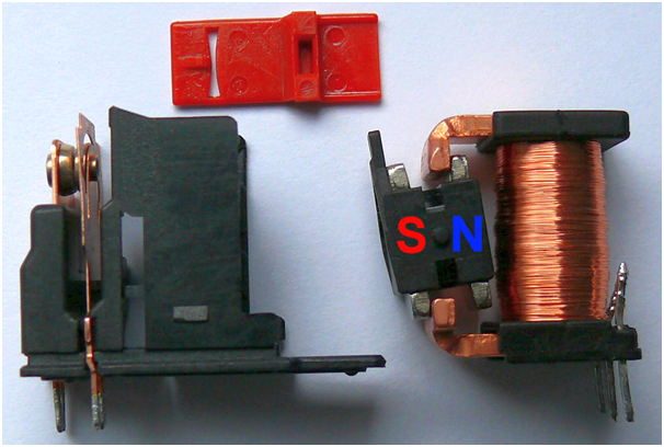 how electric relay work