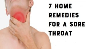 7 home remedies for a sore throat