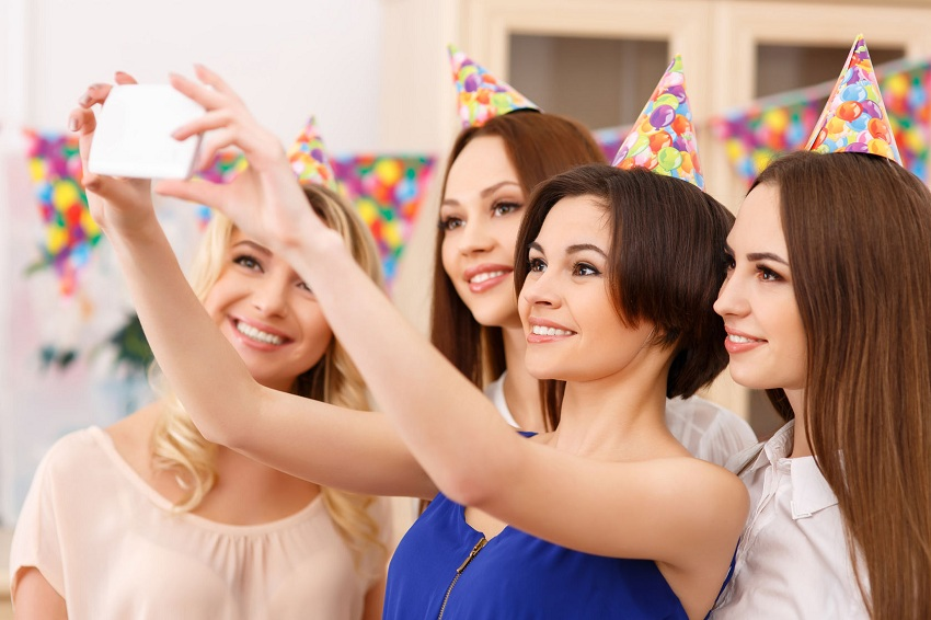 parties for teenagers