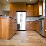 What is the best floor for the kitchen