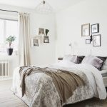 Keys to decorate a Nordic bedroom