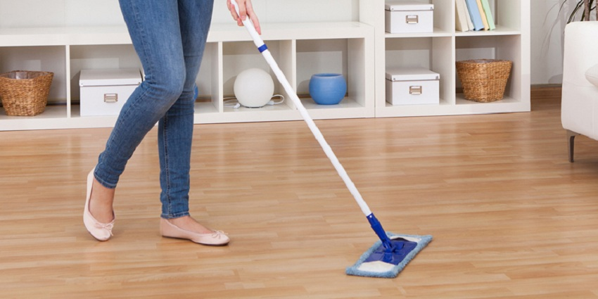 How To Clean A Laminate Floor Buzz This Now