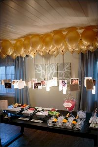 decoration ideas with balloons