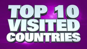 most visited countries