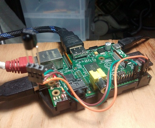 Ir remote with lirc on raspberry pi 2 running runeaudio archlinux