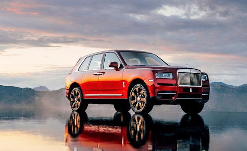 best luxury SUV